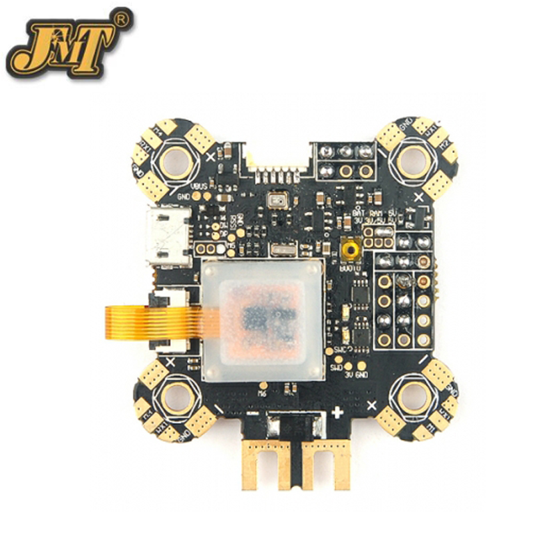 все цены на JMT F4 Pro V4 Flight Controller with OSD New Arrival Flight-model F4+OSD+PDB ICM20608/MPU6000 IMU for FPV Racing Drone онлайн
