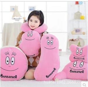 Новое поступление Редкие большие Barbapapa мягкие набивные из аниме плюшевые игрушки кукла подушка барбапа