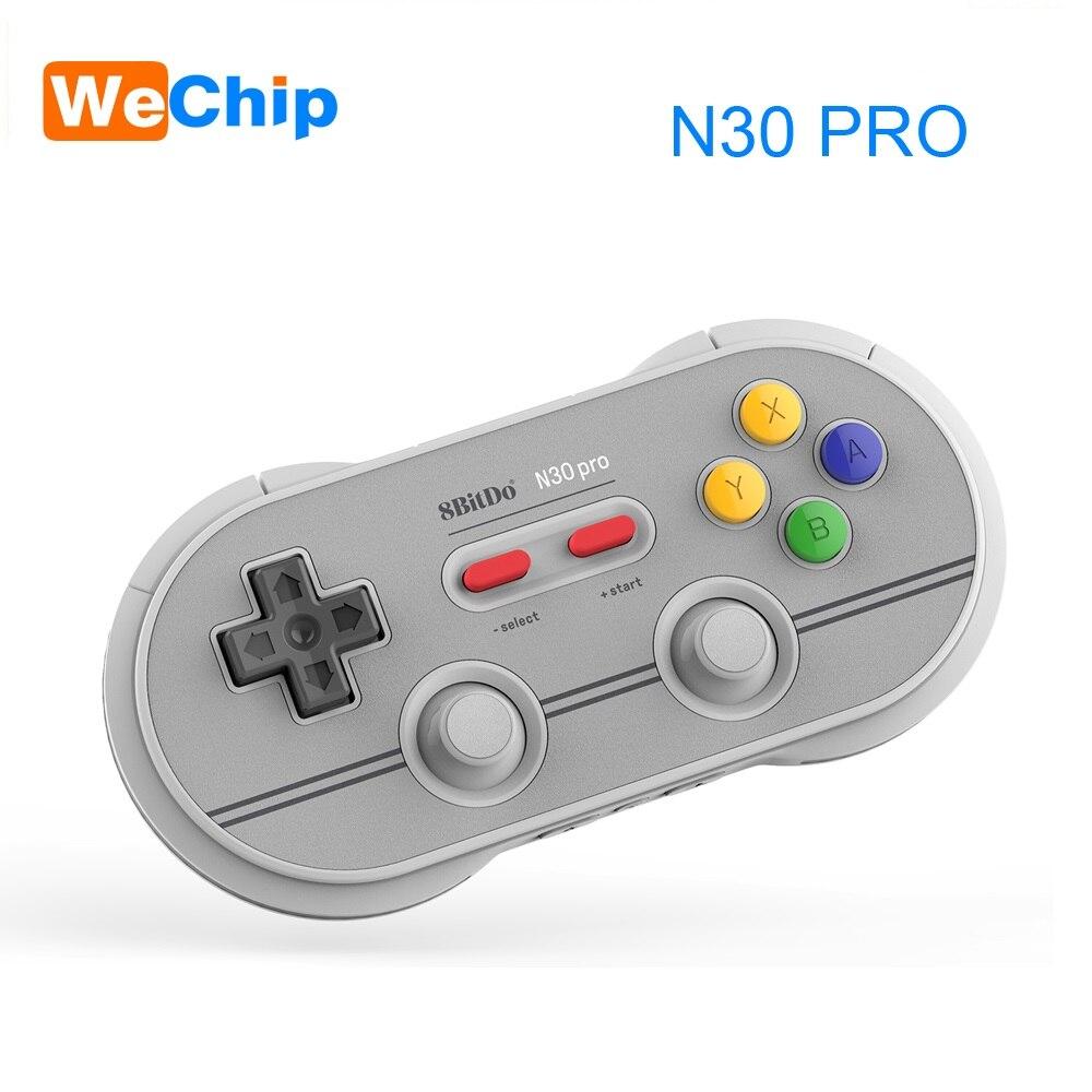 8bitdo N30 Pro 2 Contrôleur Sans Fil de Bluetooth Double Joystick Classique Pc pour Android SNES Gamepad Contrôleur de Jeu PC Commutateur macOS - 2