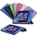 "New Ultra Thin Magnetic Leather Smart Protective Cover Case For Lenovo Miix 3-830 7.85"" Miix3-830 Tablet Case"