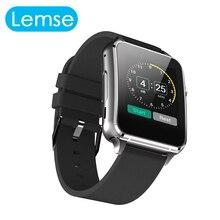 Lemse m88 bluetooth smart watch mtk2502c sync notifier unterstützung sim-karte mit kamera sport smartwatch für ios android-handy