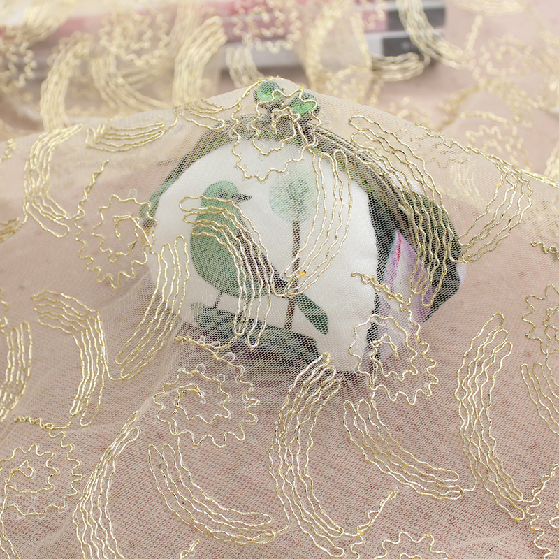 Вышивка золотая свадьба