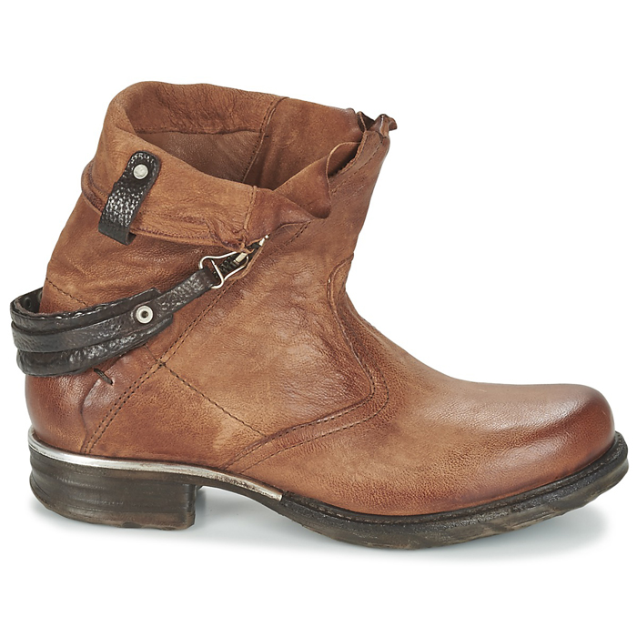 zobairou Combat Motorcycle Western Cowboy Boots Genuine Leather Womens Booties Square Toe Autumn Winter Shoes ariat man1 cowboy boots