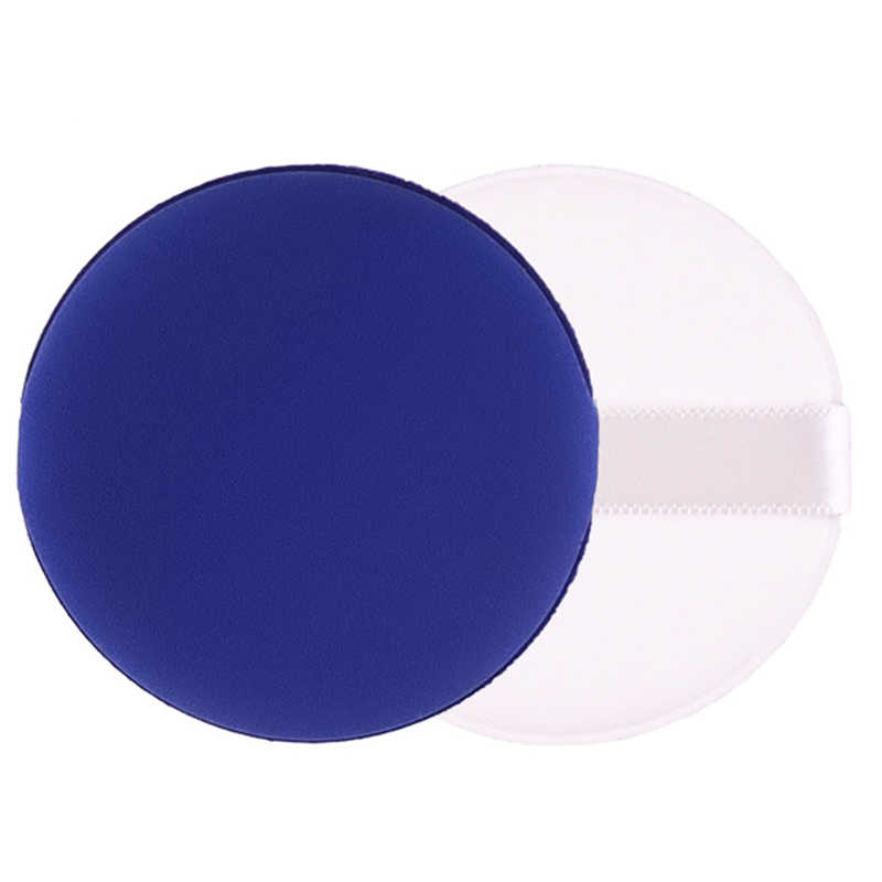 Blue Face Super Soft Makeup Foundation Sponge Cosmetic Puff Powder Cream Smooth Essential Make Up Sponge Lady Cleansing Flutter