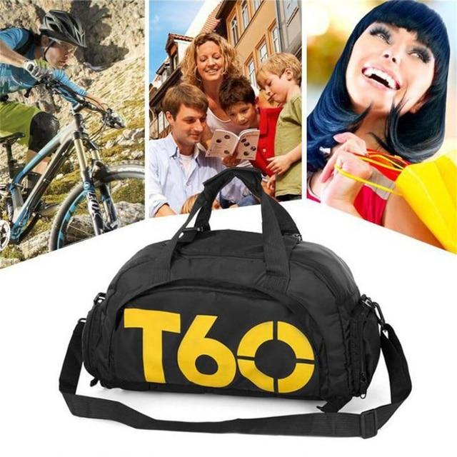 Multi use Sports Bags Gym Backpack Shoulder Bag Fitness Bag Outdoor Travel Bagpack SB0014 gym bag