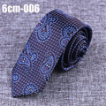 Fasbys Brand New Classic Floral Tie Geometric Various Styles Fashion Ties Jacquard Woven Polyester Silk Men's Tie Necktie