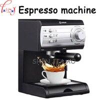 110 v/220 v semi-automático italiano máquina de café 20bar bomba de alta pressão vapor máquina de café puxar flor máquina de café 1pc