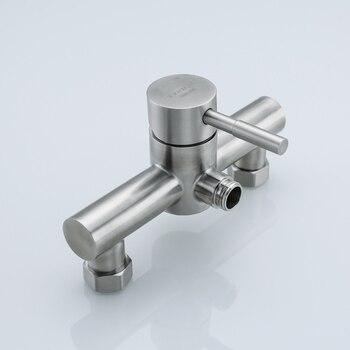 IVRICH настенный Ванная комната смеситель для душа все Нержавеющаясталь душ ванной смеситель для ванной тропический душ термостатический см... >> VRICH Sanitary Ware Store
