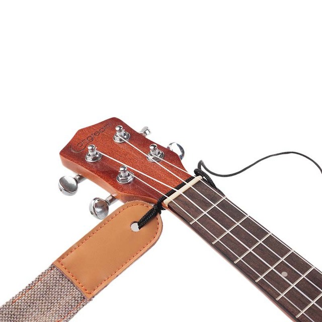 Adjustable Cotton Guitar Strap