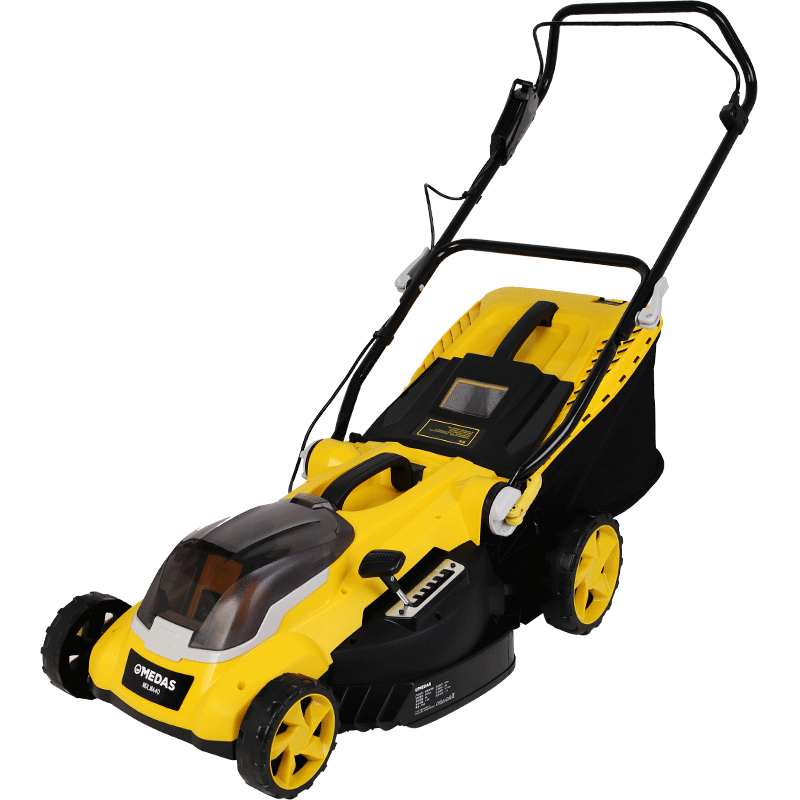 Multi speed control brushless motor electric mower rechargeable household lawn mower push lawn mower trim grass
