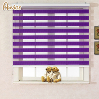 New arrival zebra blinds double-layer roller blinds and curtain fabric curtain window curtain