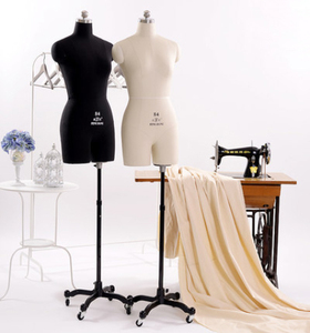 New Style High Quality Sewing Mannequin Stereo Cutting Woman Mannequin Dressmaker Customized Factory Direct Sell