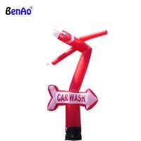 AD255 inflatable air dancer,sky dancer with arrow,small inflatable waving man, mini inflatable sky air dancer with Arrows