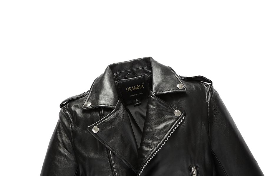 HTB17soAaoLrK1Rjy1zbq6AenFXa7 Free shipping.brand new black mens sheepskin jacket.classic biker soft genuine leather coat.fashion plus size style slim jackets