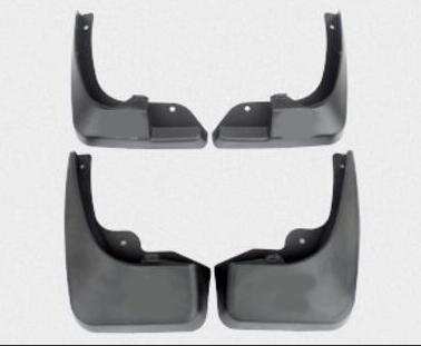 High Quality ABS Plastics Automobile Fender Mudguards Mud Flaps Suitable for Peugeot 50811-14
