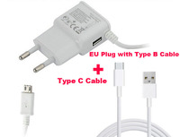 Type C USB Mobile Phone Charger 2A Travel Portable Charger Type C USB Cable For Huawei
