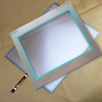 New For  MP377-15 6AV6644-0AB01-2AX0  Protective Film +Touch Screen Panel Glass