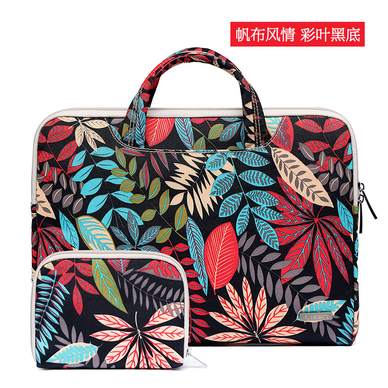 New Laptop Bag Case For Macbook Air Pro Retina 11 13 15 Zipper Bags Carry Pouch Cover For Asus Lenovo Notebook handbag