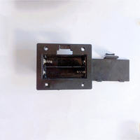 2 х АА Ni-MH Перезаряжаемые Батарея 3 В Батарея держатель Чехол Коробка для хранения