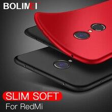 Matte TPU Silicon Phone Case For Xiaomi