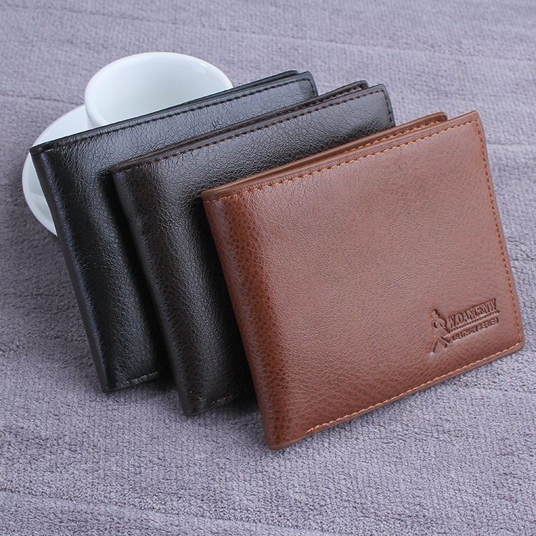 2014 New Good Leather Brand Wallet Men S Wallet Multifunctional