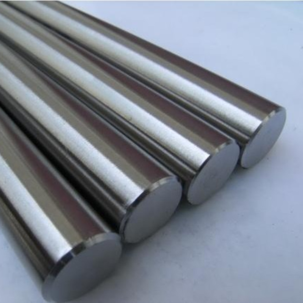 230mm Long 10mm Stainless Steel Round Bar Stock Rod Silver Tone