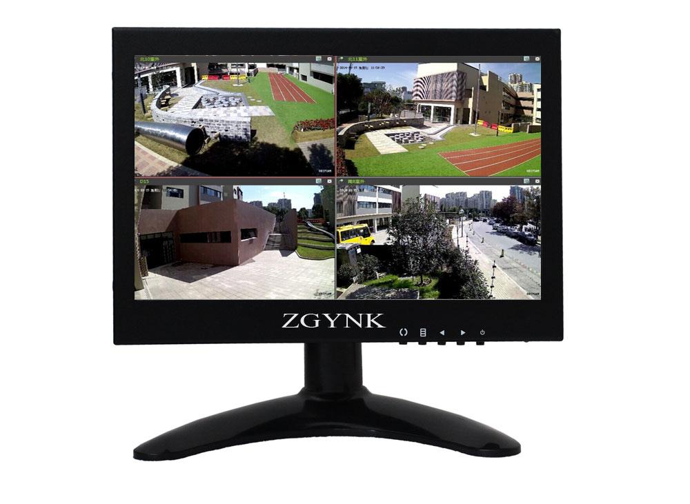 7inch industrial LCD monitor computer monitor HDMI hd AV VGA BNC input screen