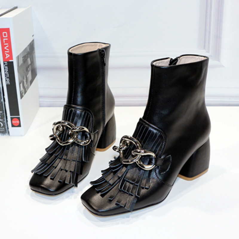 Popular Womens Square Toe Dress Boots-Buy Cheap Womens Square Toe ...