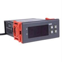 10A 220 В регулятор температуры мини влажность воздуха контроллер цифровой регулятор температуры метр Датчик higrometre гигростат