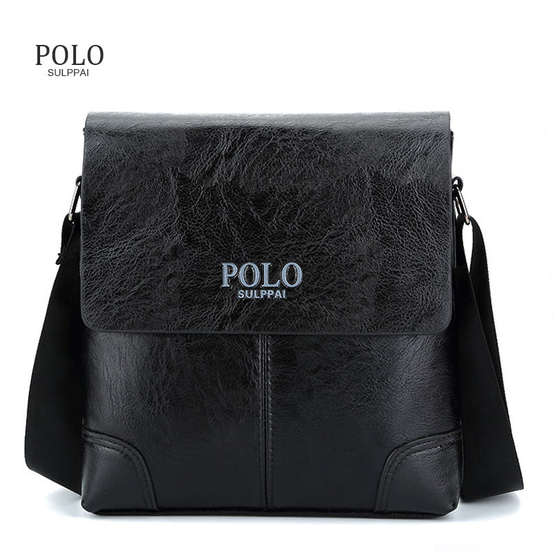Aliexpress.com : Buy 2017 POLO Sulppai Brand Messenger Bag Men ...