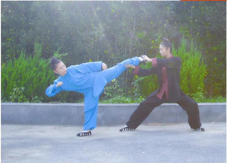 Traditional Tai Ji Daoist Uniform 1