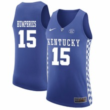 607c5a90804 ... Nike 2017 Kentucky Wildcats DeMarcus Cousins 15 Can Customized Any Name  Any Logo Limited Ice Hockey Custom Adult Throwback Basketball Jerseys ...