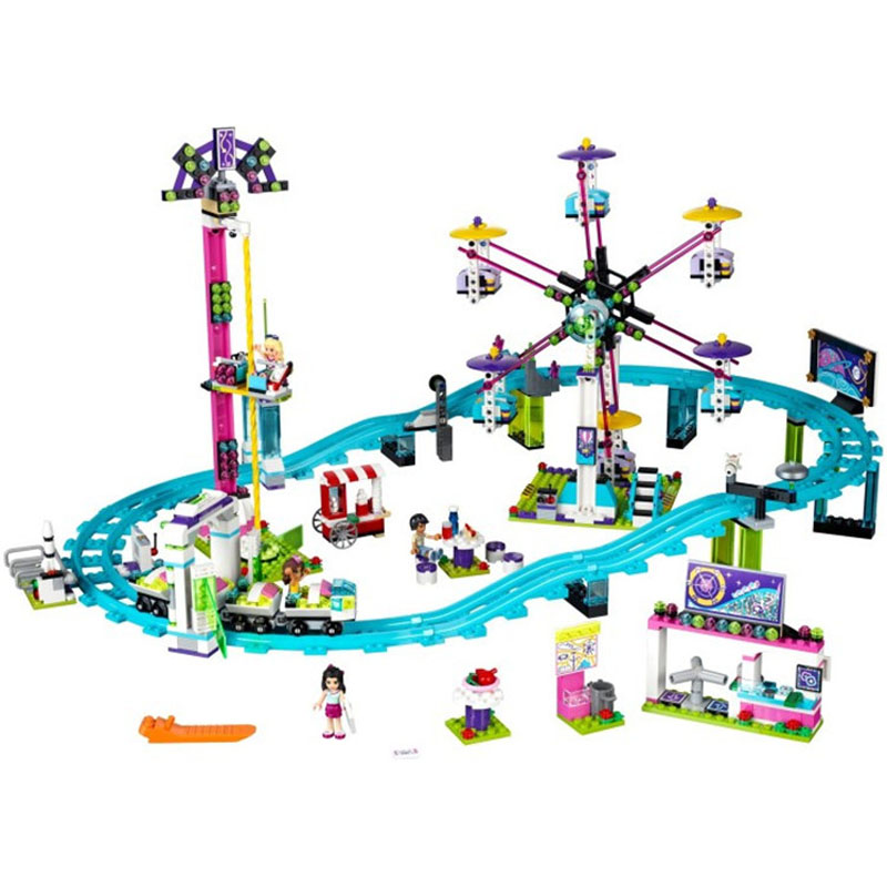 Pogo Lepin BL10563 Girls Friends Building Blocks Bricks Toys Compatible Legoe lepin 75821 pogo bela 10505 birds piggy cars escape models building blocks bricks compatible legoe toys