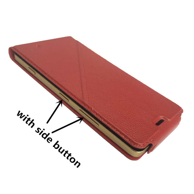 Image 2 - Genuine Mozo lumia 950 Flip Cow Leather Case for Microsoft lumia 950 Notebook Cases for Nokia lumia 950 Back Cover NFC + QI-in Flip Cases from Cellphones & Telecommunications