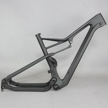 Quadro de suspensão seraph 27.5er impulso e 29er impulso mtb quadro bicicleta carbono xc 29er impulso quadro suspensão
