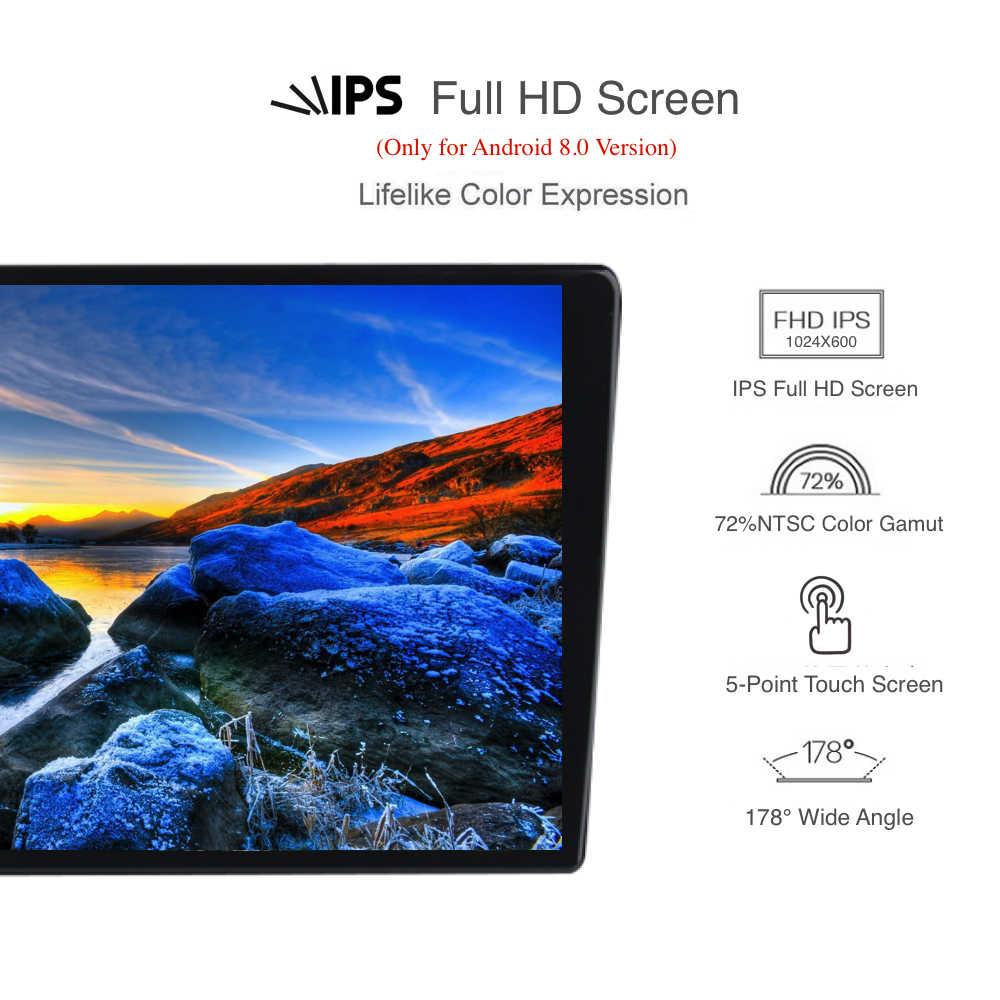 Android 9,0 Radio de coche 2 Din GPS Navi para Mazda 6 Atenza 2013, 2014, 2015, 2016 PX6 DSP 2.5D IPS pantalla 4Gb + 64Gb HDMI RDS WIFI BT HD