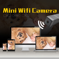 X9 HD1080P Wide Angel Lens WiFi IP Mini Camera Espia Voice Video Recorder Digital Camcorder Night