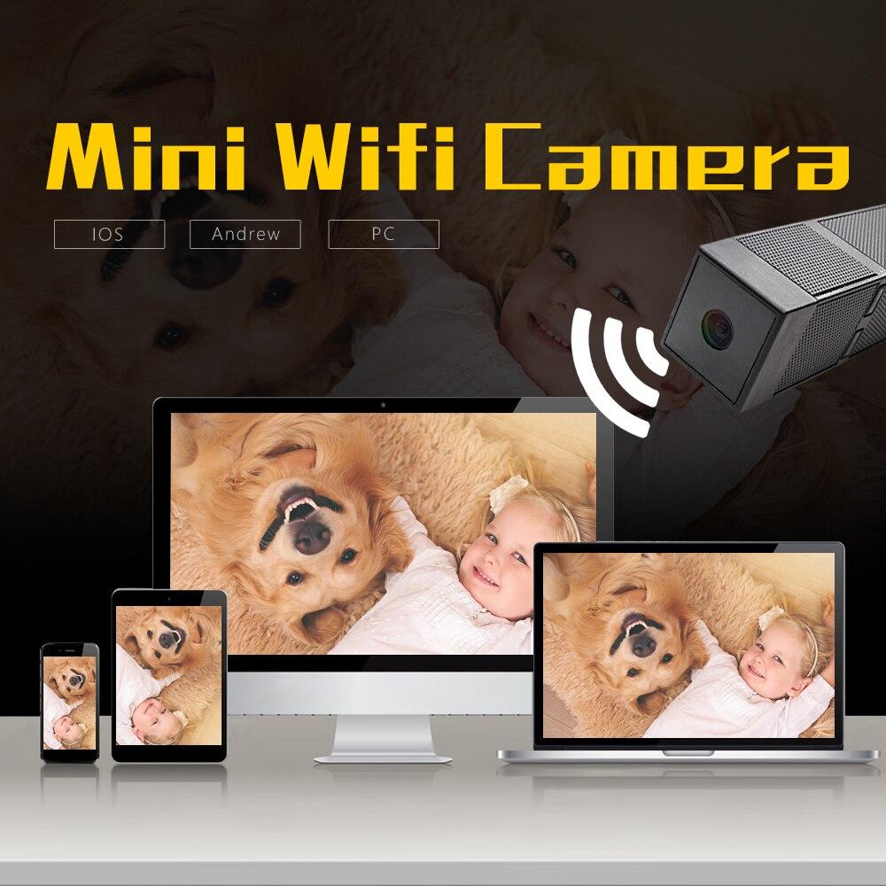 X9 HD1080P Largo Angelo Lens IP di WiFi Mini Macchina Fotografica Espia Voice Video Recorder Videocamera Digitale Senza Fili di Visione Notturna cam