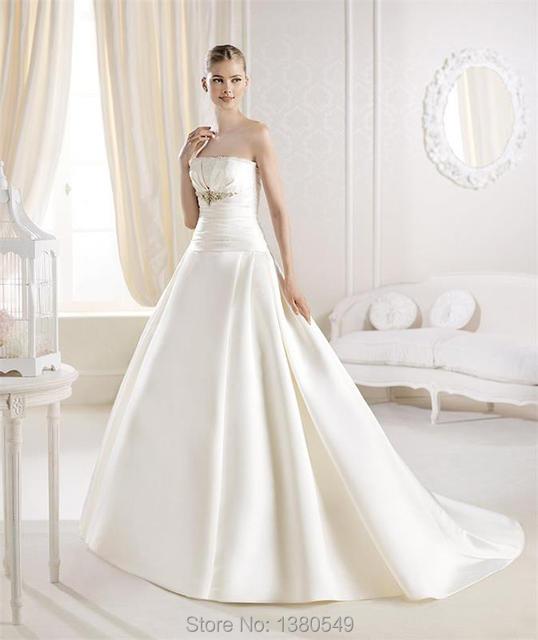 Kim tarjeta Daishan Li ropa vestido de boda de encaje Elie Saab ...