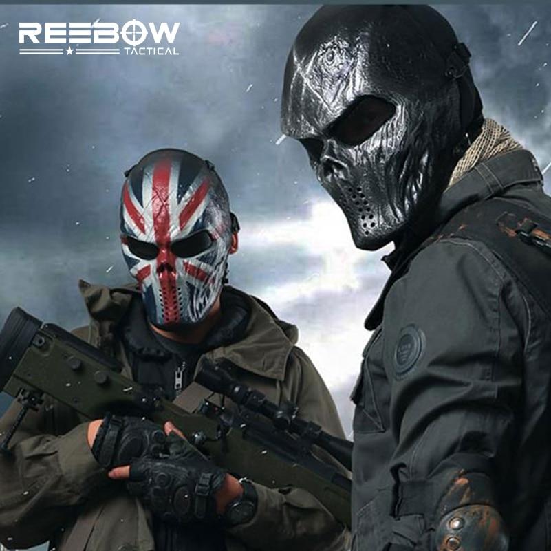 Typhon Camouflage Tactique Masques En Plein Air Militaire Wargame - Sportswear et accessoires - Photo 6