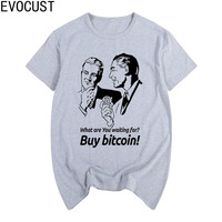 Buy Bitcoin Mem CryptoCurrency Traders short sleeve T-shirt Cotton Men T shirt New TEE TSHIRT Womens unisex Fashion
