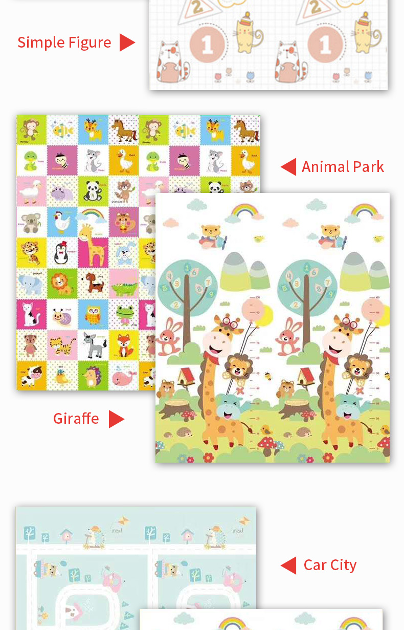 HTB17stcb8WD3KVjSZFsq6AqkpXau Infant Shining Baby Mat Play Mat for Kids 180*200*1.5cm Playmat Thicker Bigger Kids Carpet Soft Baby Rugs Crawling Floor Mats