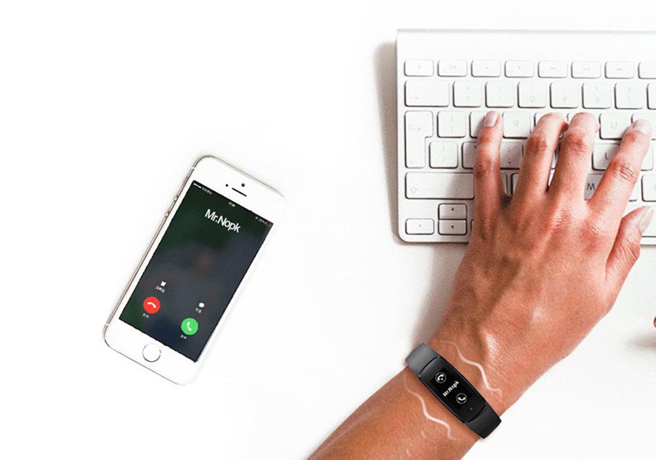 Makibes ID107 Plus HR Smart fitness bracelet (11)
