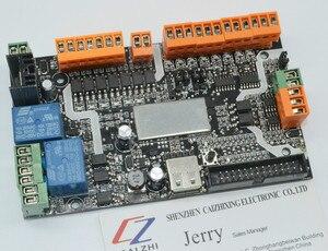 Image 3 - האחרון מוצר USB cnc עם usbcnc צמח רישיון, MDK1/4 ציר USB CNC כרטיס בקר ממשק לוח USBCNC להחלפה