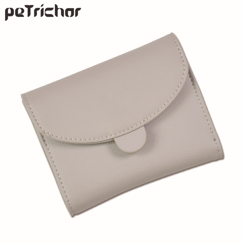 Short Solid Designer Famous Brand Women Wallets Lady Female Card Coin Purse Carteras Clutch Bag Walet Money Cuzdan Pocket Vallet 2017 purse wallet big capacity female famous brand card holders cellphone pocket gifts for women money bag clutch passport bags