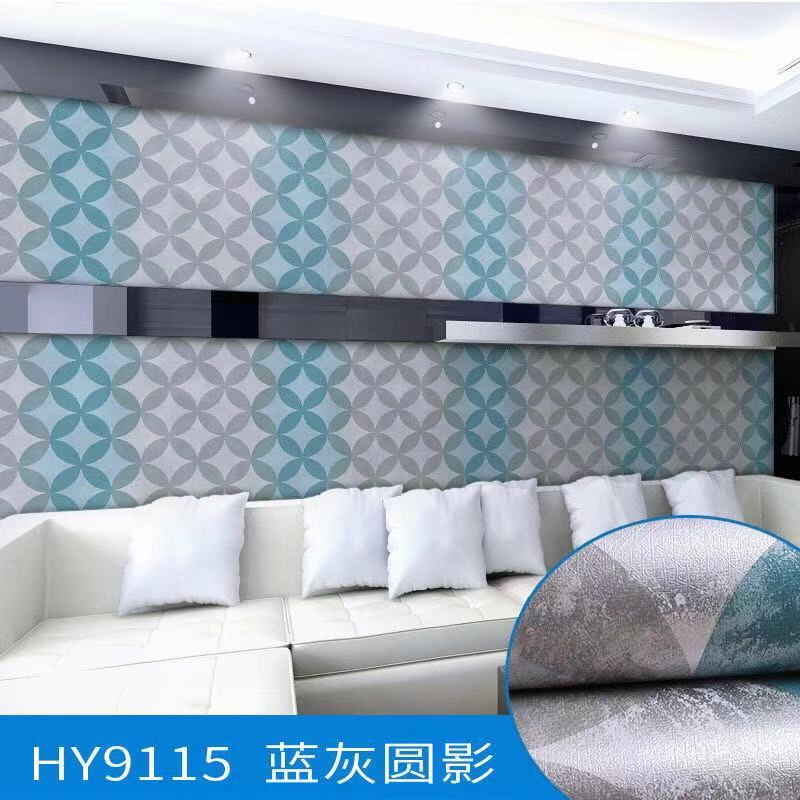 Us 18 81 67 Off Home Decorative Waterproof Pvc Glitter Vinyl Wallpaper Self Adhesive Wall Sticker Mosaic Square Line Pattern Design Wall Paper In