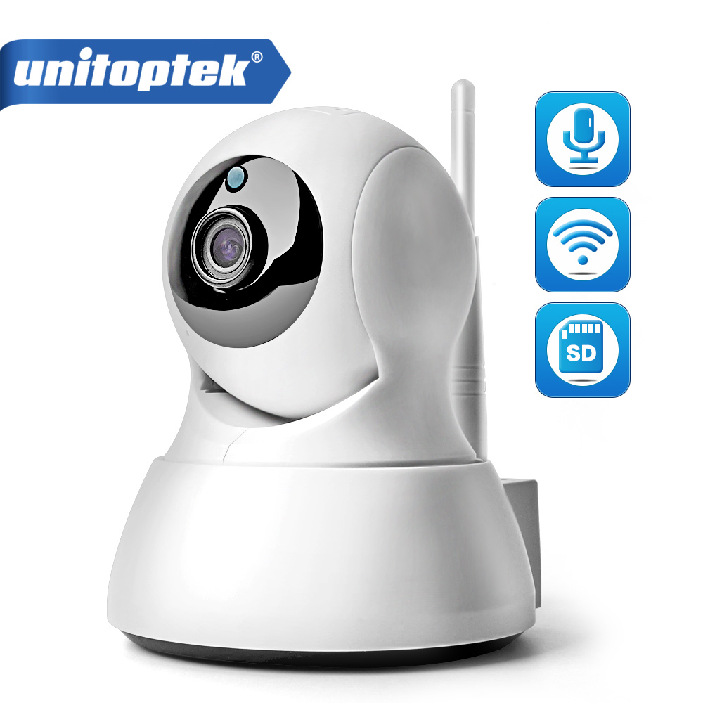 Wireless Night Vision Security Camera Monitor