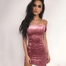 b7d2011657289 Sexy Strapless Tight-fitting Hip Dress Women Fashion Hollow Out Slim Lady  Tube Top Dresses Casual Night Club Bodycon Vestidos