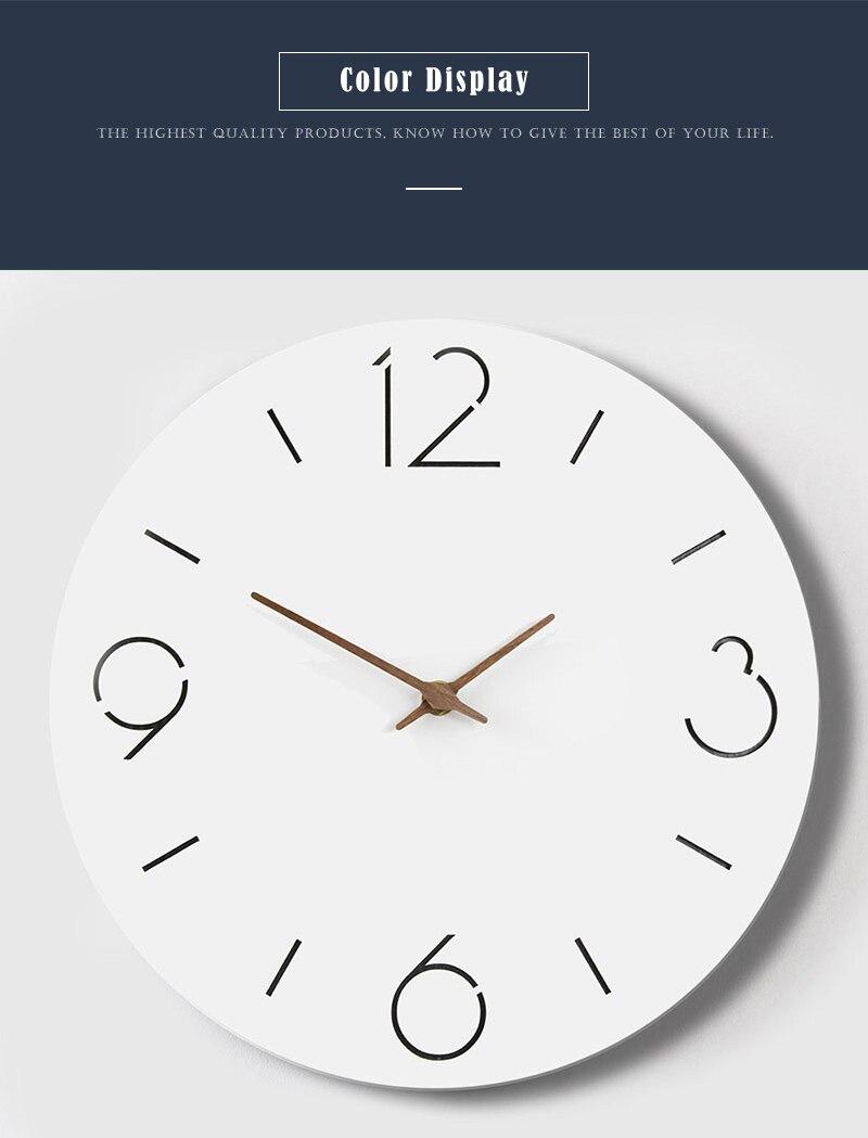 Reloj De Pared (4)
