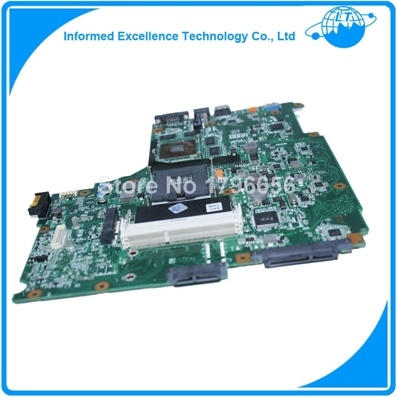 ФОТО For asus n61jv laptop motherboard N61JV REV 2.0 notebook PC mainboard,100% tested ok free shipping